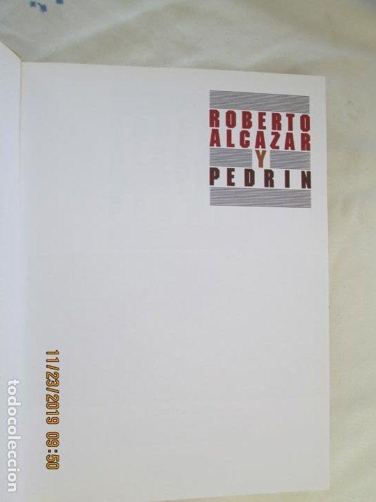 Tebeos: ROBERTO ALCAZAR Y PEDRIN - TOMO I - EDUARDO VAÑÓ - CARBONELL BARTRA - 1997. - Foto 2 - 187211526
