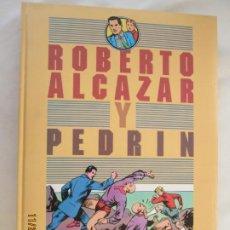 Tebeos: ROBERTO ALCAZAR Y PEDRIN - TOMO I - EDUARDO VAÑÓ - CARBONELL BARTRA - 1997.. Lote 187211526