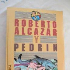 Tebeos: ROBERTO ALCAZAR Y PEDRIN - TOMO II- EDUARDO VAÑÓ - CARBONELL BARTRA - 1997.. Lote 187211801