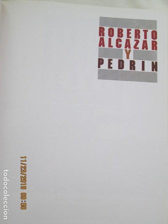 Tebeos: ROBERTO ALCAZAR Y PEDRIN - TOMO III - EDUARDO VAÑÓ - CARBONELL BARTRA - 1997. - Foto 3 - 187212018