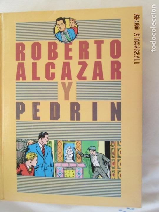 ROBERTO ALCAZAR Y PEDRIN - TOMO III - EDUARDO VAÑÓ - CARBONELL BARTRA - 1997. (Tebeos y Comics - Valenciana - Roberto Alcázar y Pedrín)