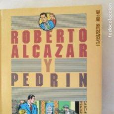 Tebeos: ROBERTO ALCAZAR Y PEDRIN - TOMO III - EDUARDO VAÑÓ - CARBONELL BARTRA - 1997.. Lote 187212018