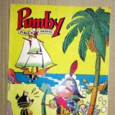 Tebeos: PUMBY LOTE DE 28 COMICS, POR SOLO 1 € VER LISTA DE NUMERO. Lote 187451788