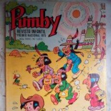 Tebeos: PUMBY-REVISYA INFANTIL- Nº 1013 -JOSÉ SANCHIS-PALOP-KARPA-SIFRE-1977-MUY BUENO-DIFÍCIL-LEAN-2545. Lote 187517621