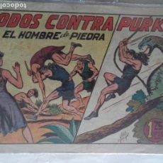 Tebeos: PURK EL HOMBRE DE PIEDRA Nº21 ORIGINAL. Lote 187584507