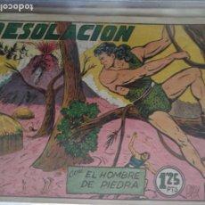 Tebeos: PURK ELHOMBRE DE PIEDRA Nº 43 ORIGINAL. Lote 187585740