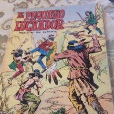 Tebeos: EL PEQUEÑO LUCHADOR - Nº60 - EDIVAL - SELECCION AVENTURERA. Lote 187608665