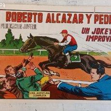 Tebeos: ROBERTO ALCAZAR Y PEDRIN ORIGINAL Nº 1217 - MUY NUEVO. Lote 187637482