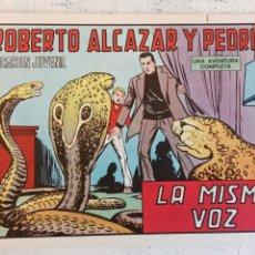 Tebeos: ROBERTO ALCAZAR Y PEDRIN ORIGINAL Nº 1212 - MUY NUEVO. Lote 187637955