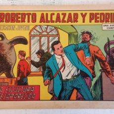BDs: ROBERTO ALCAZAR Y PEDRIN ORIGINAL Nº 827 - MUY BUENO. Lote 187639323