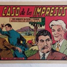 Tebeos: ROBERTO ALCAZAR Y PEDRIN ORIGINAL Nº 374. Lote 187642961