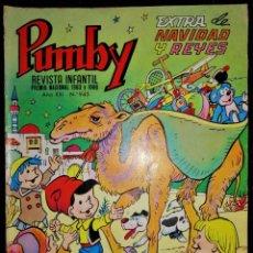 BDs: PUMBY 945 - EXTRA DE NAVIDAD Y REYES - VALENCIANA 1975. Lote 188442275
