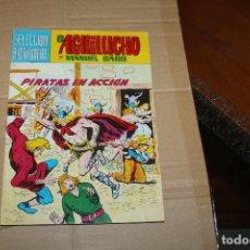 Tebeos: EL AGUILUCHO Nº 2, SELECCIÓN AVENTURERA, VALENCIANA COLOR. Lote 188486256
