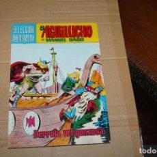 Tebeos: EL AGUILUCHO Nº 3, SELECCIÓN AVENTURERA, VALENCIANA COLOR. Lote 188486273