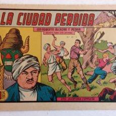 Tebeos: ROBERTO ALCAZAR Y PEDRIN ORIGINAL Nº 356 MUY BUEN ESTADO. Lote 188518015