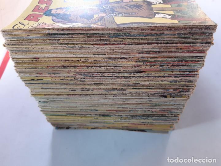 Tebeos: EL PEQUEÑO LUCHADOR ORIGINAL COMPLETA EXCELENTE ESTADO VER DETALLES - Foto 2 - 188713955
