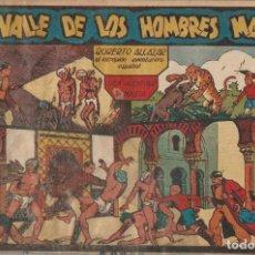 Tebeos: ROBERTO ALCÁZAR Y PEDRÍN Nº 26 ORIGINAL. 1 PTA. PROCEDE DE ENCUADERNACIÓN. SIN CONTRAPORTADA. Lote 189096925