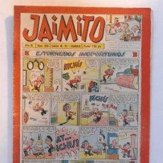 Tebeos: JAIMITO Nº 256 EDITORIAL VALENCIANA. Lote 189164056