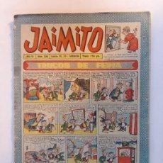 Tebeos: JAIMITO-Nº250-EDITORIAL VALENCIANA. Lote 189164087