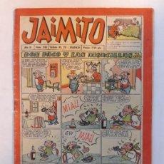 Tebeos: JAIMITO-Nº245-EDITORIAL VALENCIANA. Lote 189164201