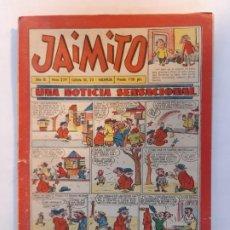 Tebeos: JAIMITO-Nº241-EDITORIAL VALENCIANA. Lote 189164245