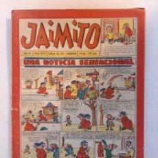 Tebeos: JAIMITO-Nº240-EDITORIAL VALENCIANA. Lote 189164325