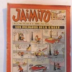 Tebeos: JAIMITO-Nº230-EDITORIAL VALENCIANA. Lote 189164476