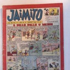 Tebeos: JAIMITO Nº 177 VALENCIANA. Lote 189177990
