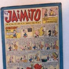 Tebeos: JAIMITO Nº 161 VALENCIANA. Lote 189178247