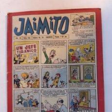 Tebeos: JAIMITO Nº 166 VALENCIANA. Lote 189178336
