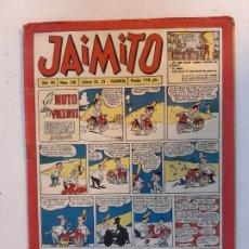Tebeos: JAIMITO Nº 158 VALENCIANA. Lote 189178436