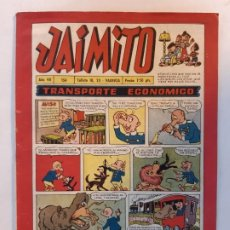 Tebeos: JAIMITO Nº 154 VALENCIANA. Lote 189178468