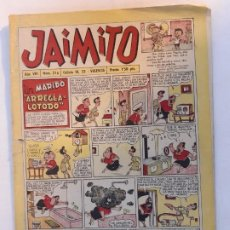 Tebeos: JAIMITO Nº 216 VALENCIANA. Lote 189178536