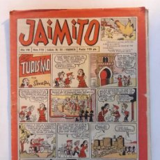 Tebeos: JAIMITO Nº 220 VALENCIANA. Lote 189178782