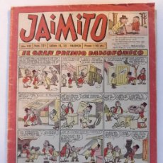 Tebeos: JAIMITO Nº 221 VALENCIANA. Lote 189178982