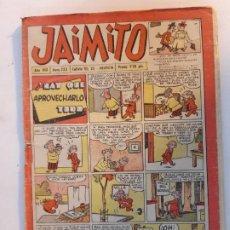 Tebeos: JAIMITO Nº 223 VALENCIANA. Lote 189179307