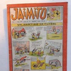 Tebeos: JAIMITO Nº 276. Lote 189190672