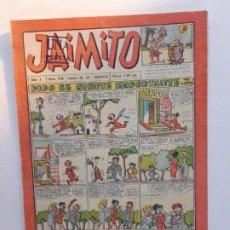 Tebeos: JAIMITO Nº 278. Lote 189190696