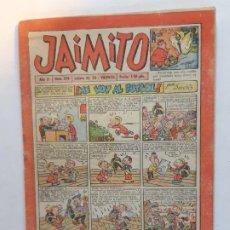 Tebeos: JAIMITO Nº 294. Lote 189190775