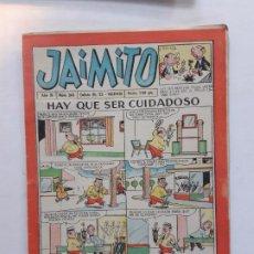 Tebeos: JAIMITO Nº 343. Lote 189191263