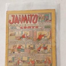 Tebeos: JAIMITO Nº 388 EXCELENTE ESTADO. Lote 189205071
