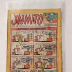 Tebeos: JAIMITO Nº 381 EXCELENTE ESTADO. Lote 189205265