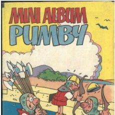 Tebeos: MINI ALBUM PUMBY Nº 17. EDITORIAL VALENCIANA 1984. C-15. Lote 189228302
