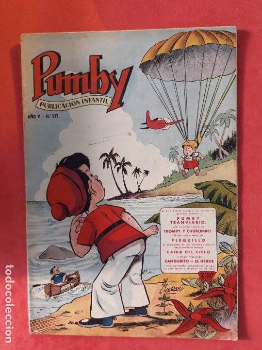 PUMBY Nº 111 EXCELENTE ESTADO (Tebeos y Comics - Valenciana - Pumby)