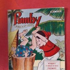 Tebeos: PUMBY Nº 113 EXCELENTE ESTADO. Lote 189260480