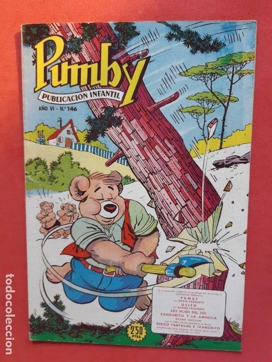 PUMBY Nº 146 EXCELENTE ESTADO (Tebeos y Comics - Valenciana - Pumby)