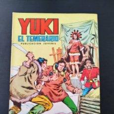 Tebeos: CASI EXCELENTE ESTADO YUKI EL TEMERARIO 22 SELECCION AVENTURA EDIVAL VALENCIANA. Lote 189327457