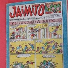 Tebeos: JAIMITO Nº 429 EXCELENTE ESTADO. Lote 189329235