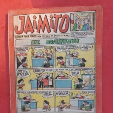 Tebeos: JAIMITO Nº 417 EXCELENTE ESTADO. Lote 189350247