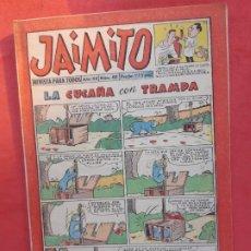 Tebeos: JAIMITO-Nº418--EXCELENTE ESTADO. Lote 189350311